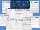 Differentiated Mysteries Unit from Teacher's Clubhouse