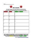 Differentiated Narrative/Story Elements Writing w/ Rubric