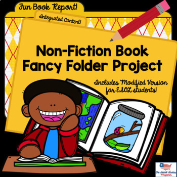 Differentiated Non-Fiction Book Project