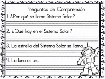 Differentiated Non-Fiction Fluency Passages (ASTRONAUTAS)