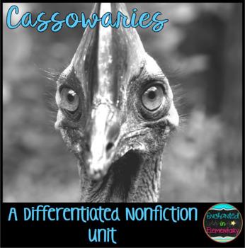 Differentiated Nonfiction Unit: Cassowaries
