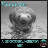 Differentiated Nonfiction Unit: Manatees