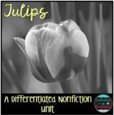 Differentiated Nonfiction Unit: Tulips