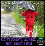 Differentiated Nonfiction Units: Spring Bundle