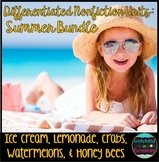 Differentiated Nonfiction Units: Summer Bundle
