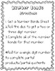 Differentiated Number Bonds Activity