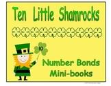 St. Patrick's Day Number Bonds - Mini-Books