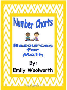 Differentiated Number Charts