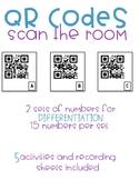 QR Codes Math