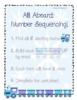 Differentiated Number Sequencing Center
