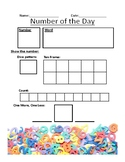 Differentiated Number of the Day
