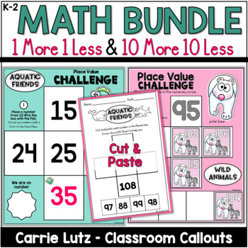 Differentiated Numeracy Bundle