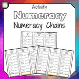 Fractions, Percentages and Operations Numeracy Starters