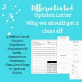 Differentiated Opinion Letter: Why We Should Get a Class Elf