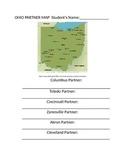 Differentiated Partner Map - Ohio