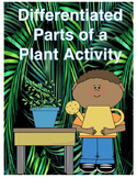 Differentiated Parts of a Plant Activity