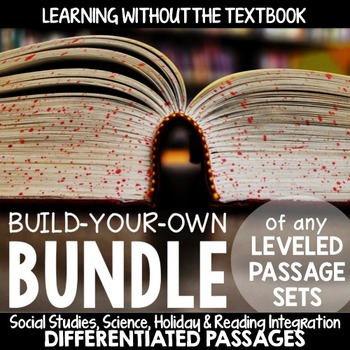 Differentiated Passages: Build-Your-Own Bundle