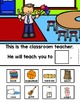 Differentiated People & Places at School Interactive Book Bundle