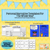 Differentiated Personal Narratives For The Whole Year