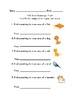Differentiated Pet Store Community Based Instruction (CBI) Scavenger Hunt