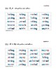 Differentiated Phonics Word Cards Long Vowels