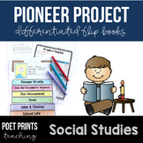 Differentiated Pioneer Project, Social Studies