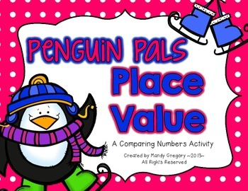 Differentiated Place Value (Comparing Three Digit Numbers) Center