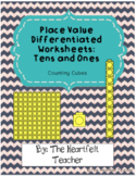 Differentiated Place Value (Ones, Tens, & Hundreds)