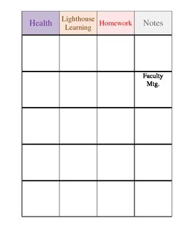 Differentiated Plan Book (Editable) 2013-2014