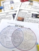 Differentiated Solar System Reading Passages & Comprehension Activities