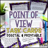 Point of View Task Cards | Distance Learning | Google Classroom