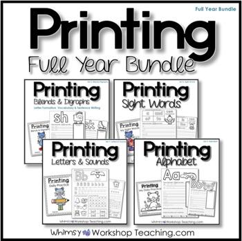 My Printing Bundle (3 Pack)