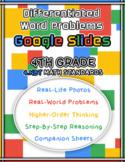 Differentiated Problem Solving Google Slides | 4.NBT Math