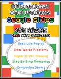 Differentiated Problem Solving Google Slides | 4.OA Math