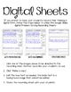 Differentiated Problem Solving Recording Sheets - Editable, Digital & Printable