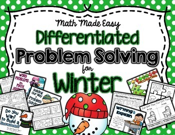 Differentiated Problem Solving for Winter