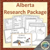 Differentiated Province of Canada Research Package (Alberta)