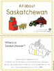 Differentiated Province of Canada Research Package (Saskatchewan)