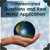 Differentiated Questioning and Real World Application for foreshadowing