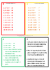 Differentiated (RAGE) Dividing Decimals - TheMathsProfessor