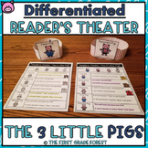 Differentiated Reader's Theater Scripts: The 3 Little Pigs