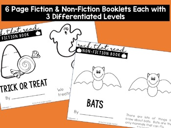 Reading Comprehension Passages for Halloween