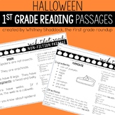Reading Comprehension Passages: Halloween