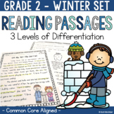 Differentiated Reading Passages and Questions Winter