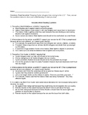 Differentiated Reading Comprehension Quick Assessment