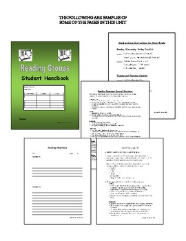 Differentiated Reading Groups for Middle and Senior Years