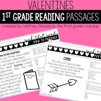 Reading Comprehension Passages: *GROWING BUNDLE*