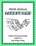 Differentiated Reading Passages to Improve Fluency: Earth