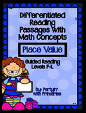 Differentiated Reading Passages with Math Concepts: Place Value