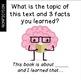 Differentiated Reading Response Menus